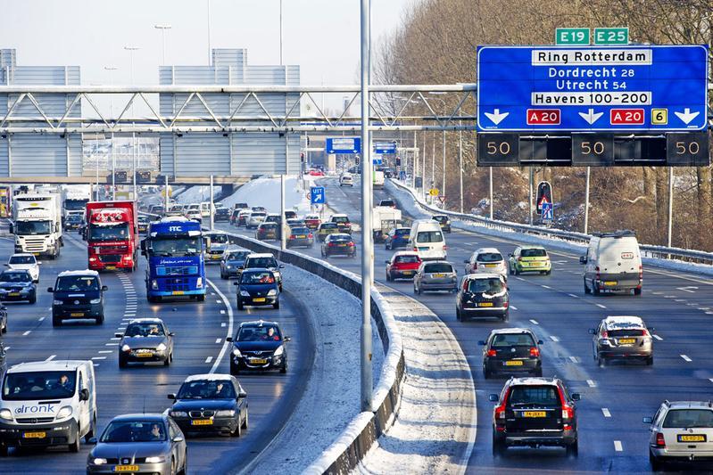 CBS: uitstoot fijnstof door verkeer neemt af