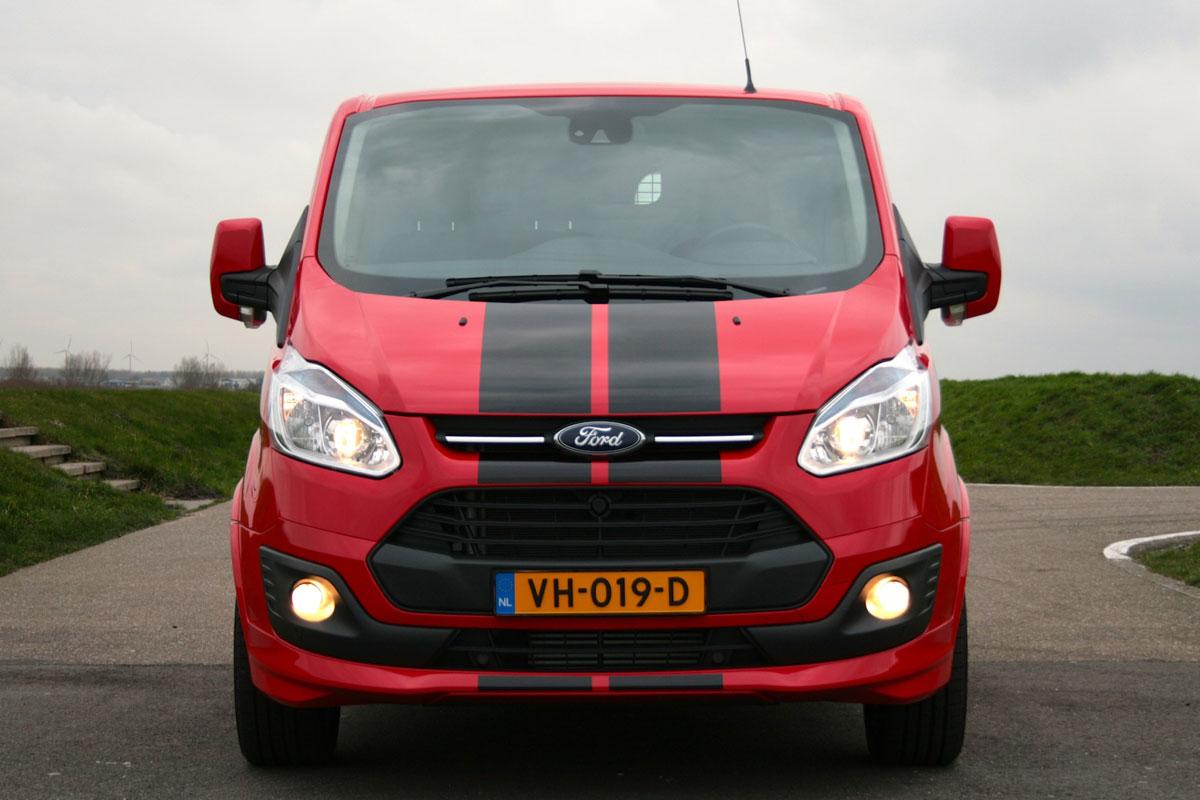 Gereden: Ford Transit Custom Sport Van L1H1 | Autonieuws ...