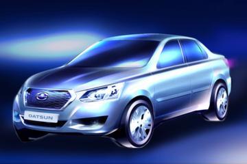Datsun warmt op voor nieuw model