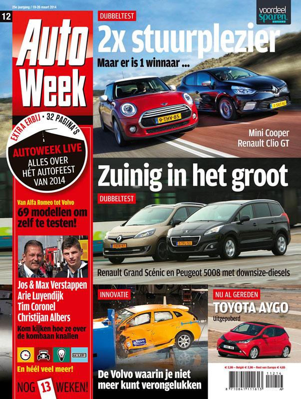 AutoWeek 12 2014
