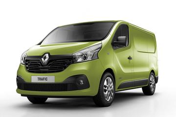 Phase nouveau: Nieuwe Renault Trafic