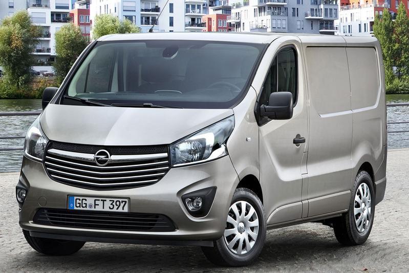 Opel Vivaro L1H1 2700 1.6 CDTI 120 Sport (2016)