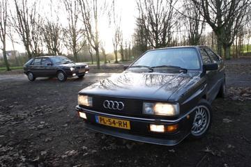 Classics - Audi Quattro vs. Lancia Delta