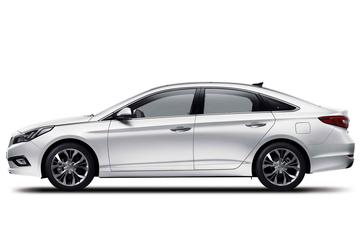 Hyundai Sonata nog groter dan voorheen