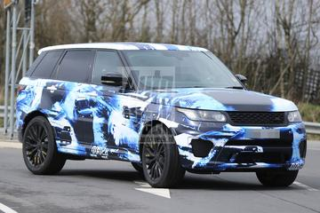 Cool gecamoufleerd: Range Rover Sport R-S