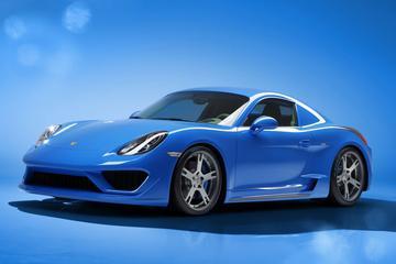 Porsche Cayman krijgt dure metamorfose