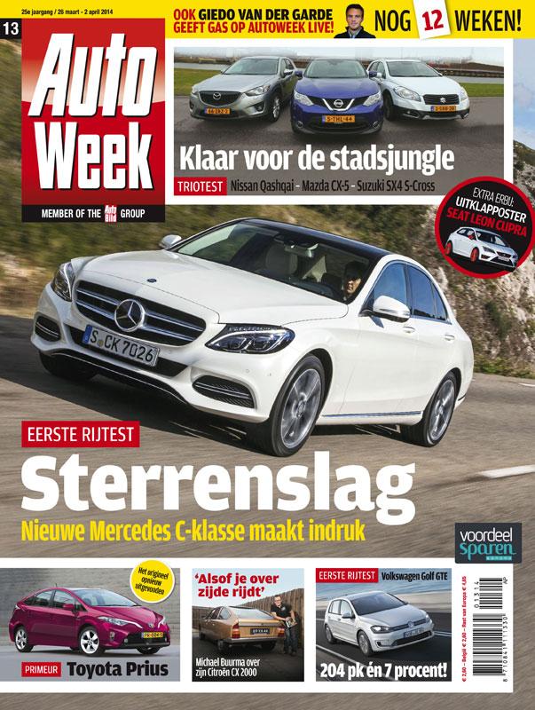 AutoWeek 13 2014