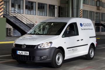 Gereden: Volkswagen e-Caddy