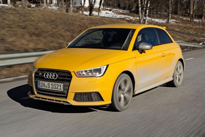 Rij-impressie Audi S1