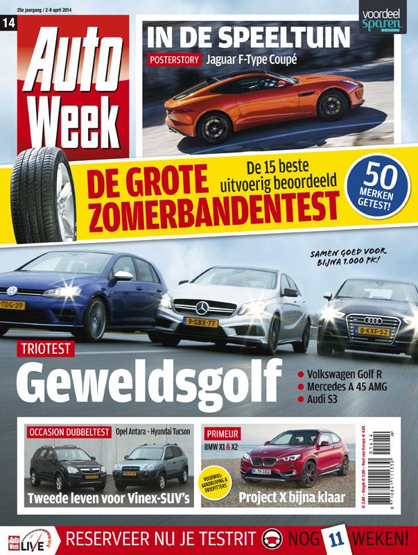 AutoWeek 14 2014