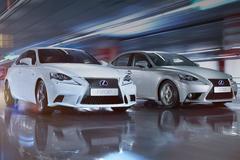 Lexus presenteert IS Edition en Sport Edition