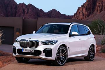 Prijskaartjes voor BMW X5 én X6 xDrive40d