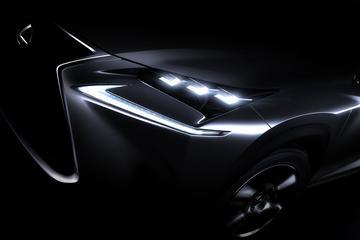 Lexus NX: een voorproefje