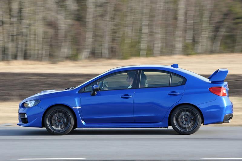 Gereden: Subaru WRX STi