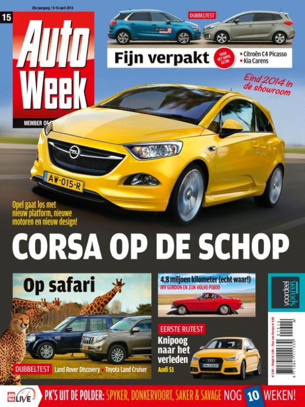 AutoWeek 15 2014