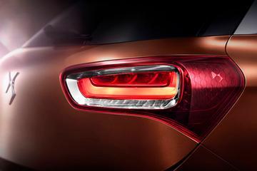 Citroën toont teaser van cross-over voor Peking