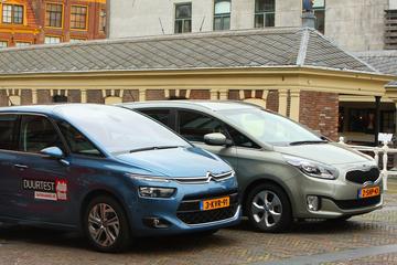 Kia Carens - Citroën C4 Picasso