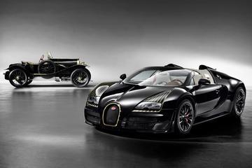 Bugatti Legend nummer 5: 'Black Bess'