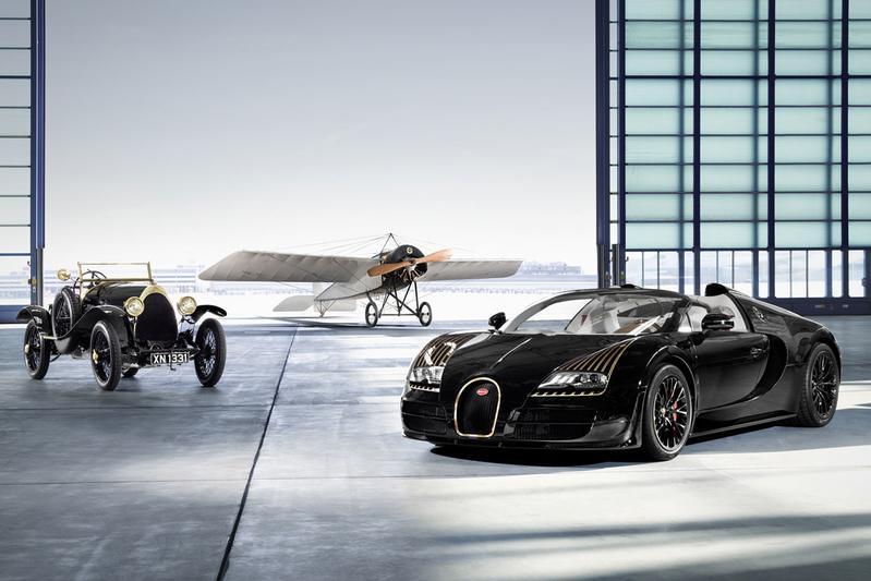 Video: Bugatti presenteert de Veyron Black Bess