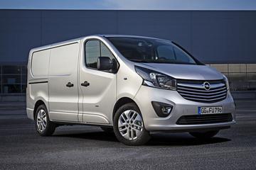 Opel prijst nieuwe Vivaro