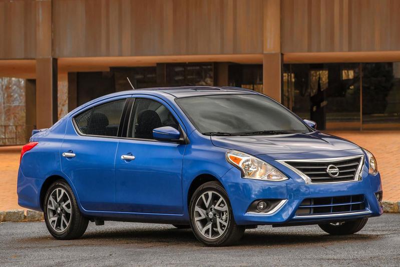 Amerikaans koopje: Nissan Versa facelift