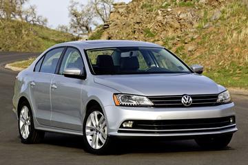 Volkswagen Jetta licht gefacelift