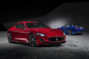 Maserati's MC Centennial Editions in New York