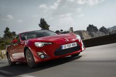 'Toyota GT86 niet als hybride'