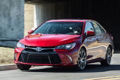 Toyota Camry bijna helemaal nieuw