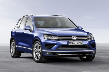 Vernieuwde Volkswagen Touareg krijgt prijskaartjes