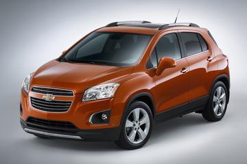 Chevrolet Trax nu ook voor Verenigde Staten