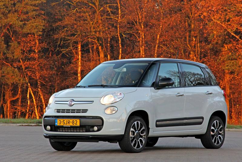 Fiat 500L Twin-air turbo CNG