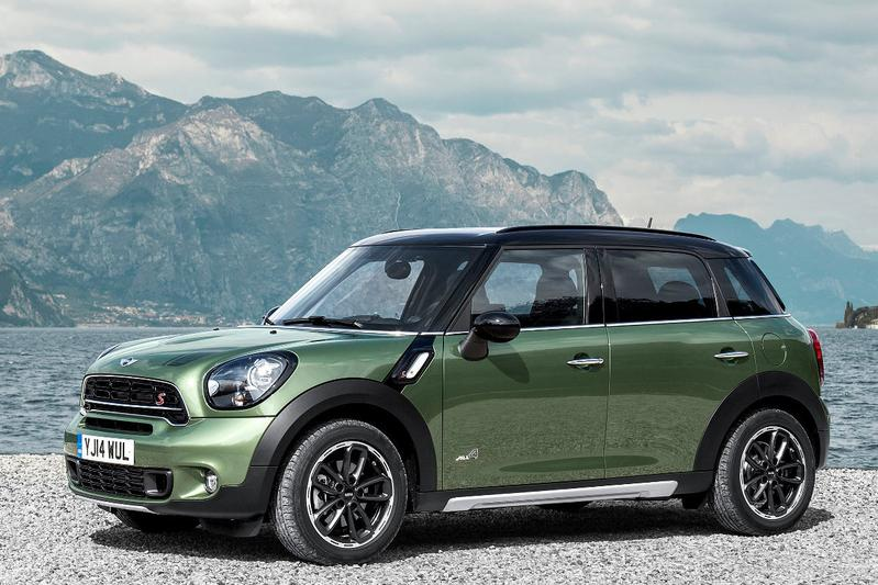 Mini Countryman Cooper SD ALL4 (2016)