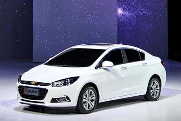 Nieuwe Chevrolet Cruze krijgt Chinees debuut