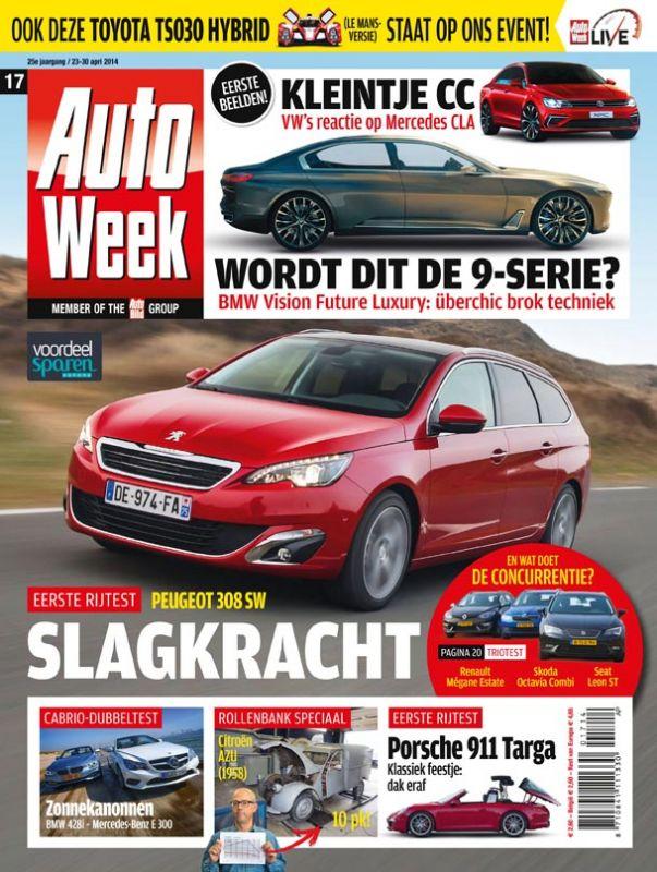 AutoWeek 17 2014