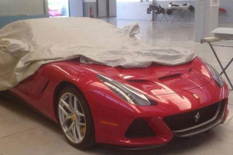 Mysterieuze Ferrari duikt op
