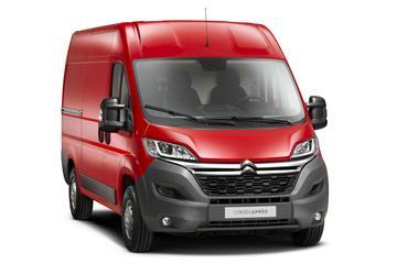 Franse tweeslag: Citroën Jumper vernieuwd