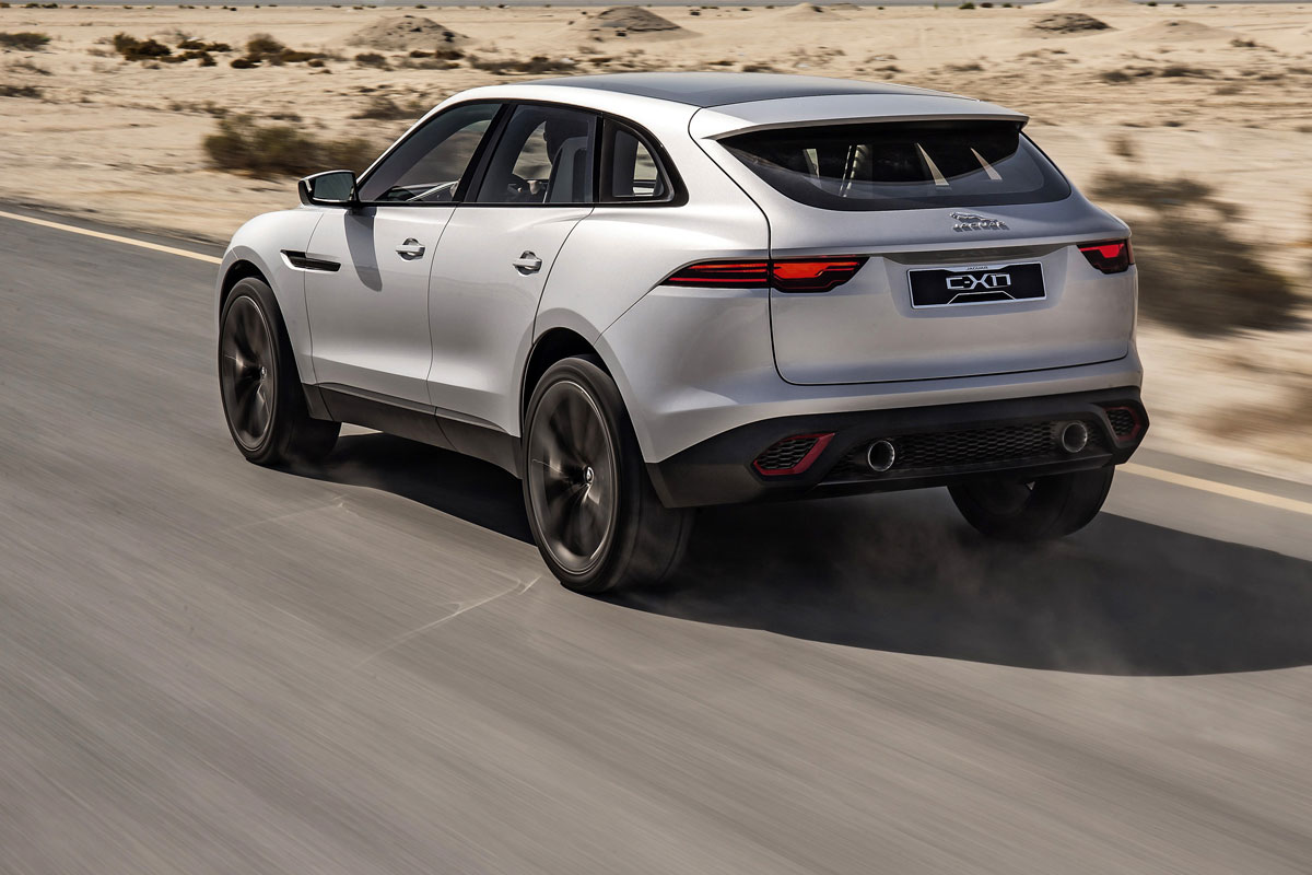 jaguar suv gaat f pace heten autonieuws. Black Bedroom Furniture Sets. Home Design Ideas