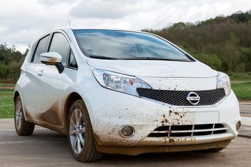 Nissan presenteert zelfreinigende Note