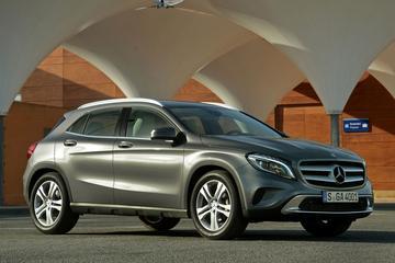 180 CDI is nieuwe instapdiesel Mercedes GLA