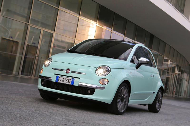 Fiat 500 Twinair 100