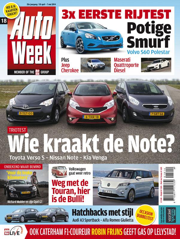 AutoWeek 18 2014
