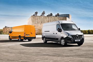 Renault bepaalt prijzen nieuwe Master