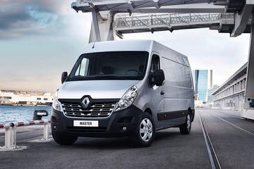 Renault steekt Master in nieuwe verpakking