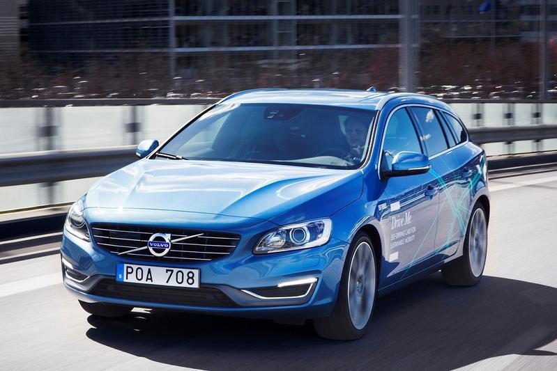 'Volvo wil toonaangevend zijn bij autonoom rijden'