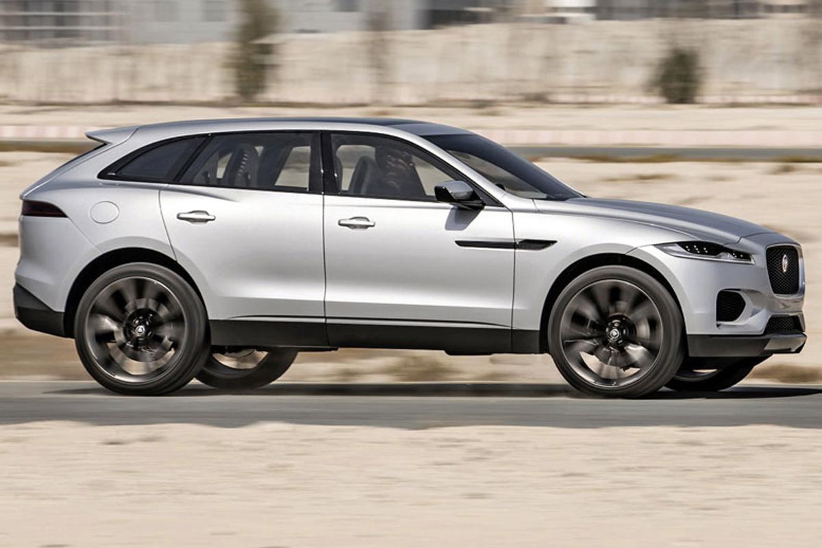 jaguar suv gaat f pace heten autonieuws. Black Bedroom Furniture Sets. Home Design Ideas