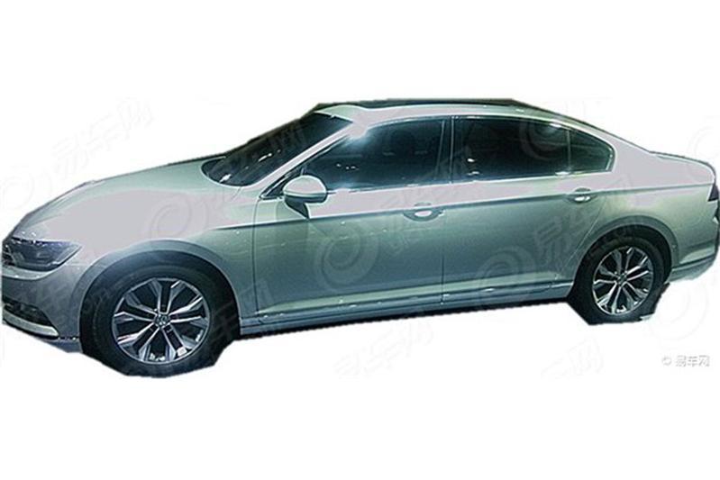 Opheldering: gelekte Volkswagen Passat voor China
