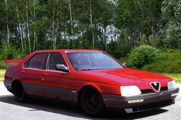 VriMiBolide: Alfa Romeo 164 Pro Car
