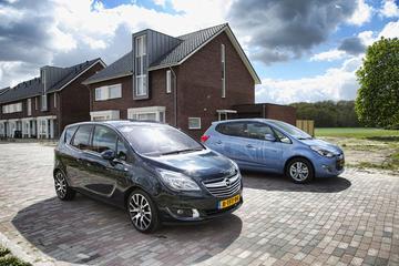 Opel Meriva - Hyundai ix20