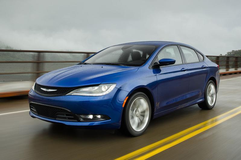 Verkopen Chrysler trekken stevig aan